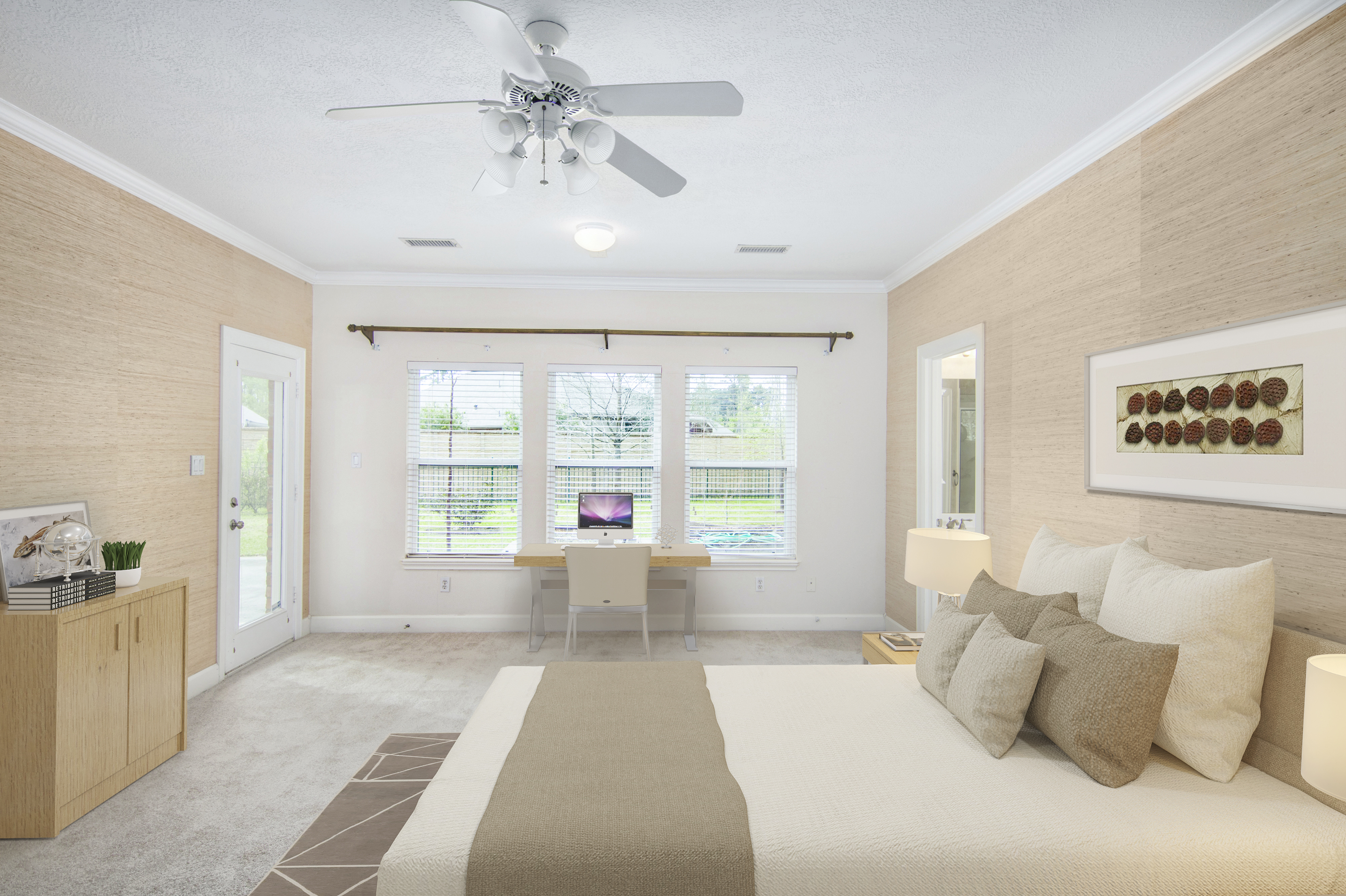 affordable Jacksonville, FL virtual staging photography