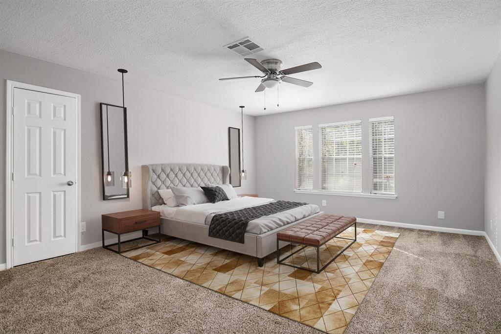 virtual staging photography of Jacksonville, FL home
